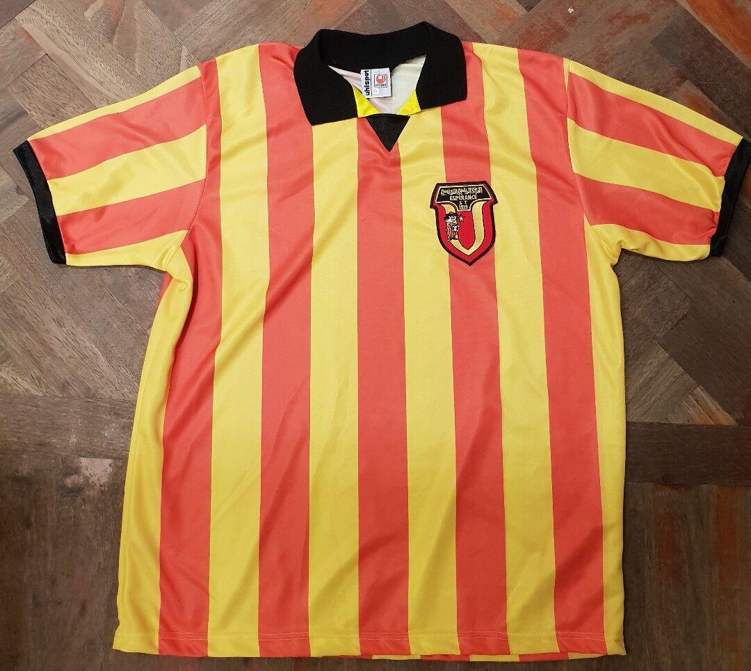 Maglia Espérance Sportive de Tunis Anni '90 Ligue 1 tunisina