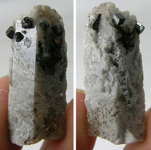 #4 Utah USA 100% Natural Peach Imperial Topaz Bixbyite Crystal 36.50Ct or 7.30g