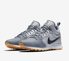 Mens Nike INTERNATIONALIST UTILITY Running Shoes -Wolf Grey-857937 002-Sz 10-New