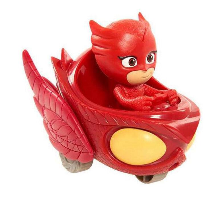 UK Stock 2019 PJ Masks Action Figure Catboy Car Owlette Glider Gekko Mobile Toys 6