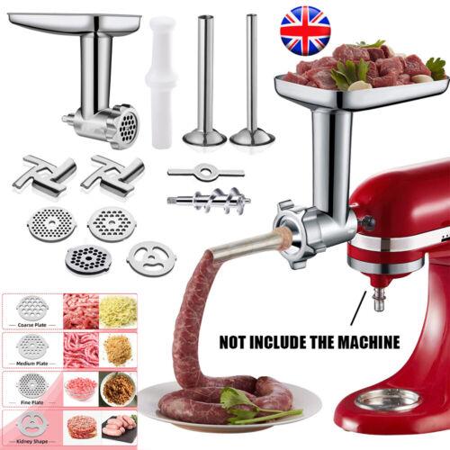 research.unir.net Kitchen Meat Grinder Sausage Stuffer Attachment ...