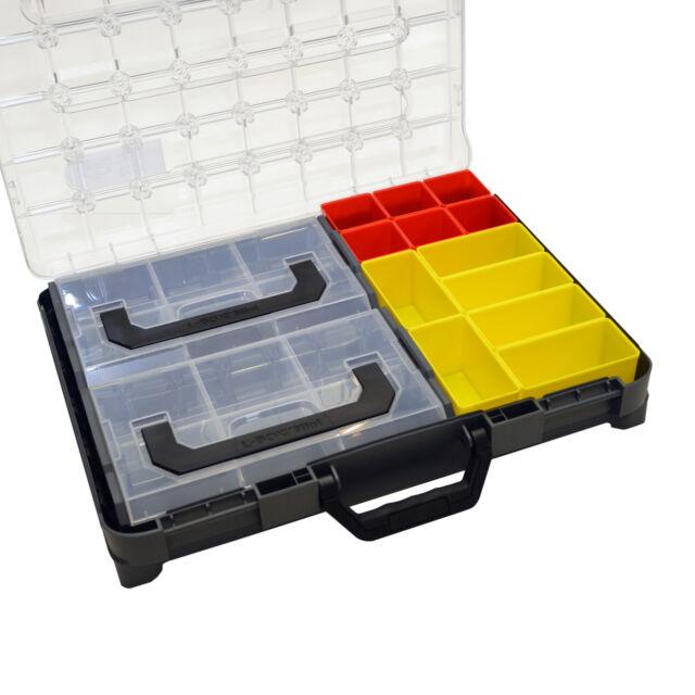 Bosch Sortimo T-Boxx anthrazit innovatives Transportsystem fürs Handwerk