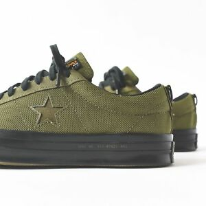 162820c Top Carhartt Star Size About 5 One X Details Herbalolive 9 Converse Low Cordura Ox OZuPXki