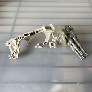 VINTAGE STAR WARS MILLENNIUM FALCON GUN WINDOW MOUNT KENNER parts cannon