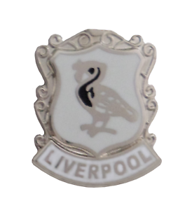 Liverpool City Crest Small Pin Badge | eBay