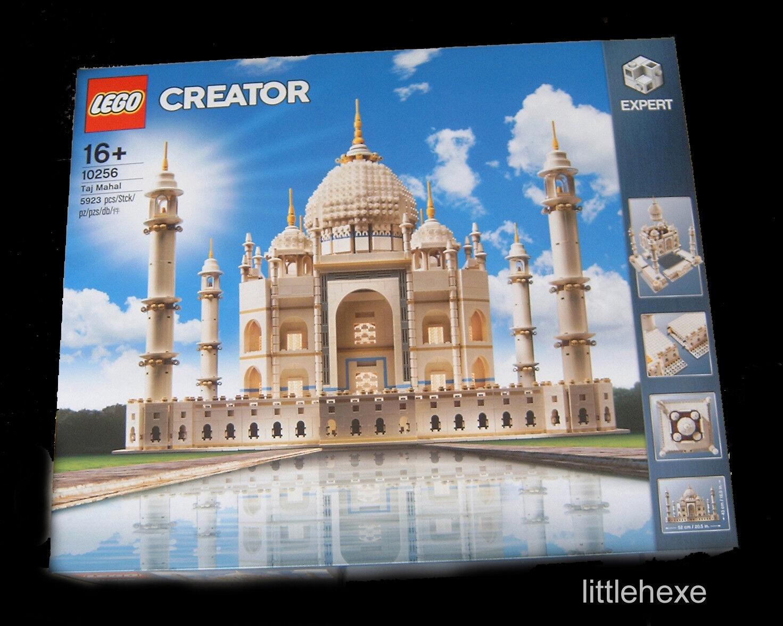 LEGO Creator Expert Taj Mahal 10256 Nuovo Scatola Originale
