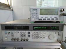 Hp Agilent 83732a 10mhz 20ghz Synthesized Signal Generator Opt 1e1 1e5 1e8