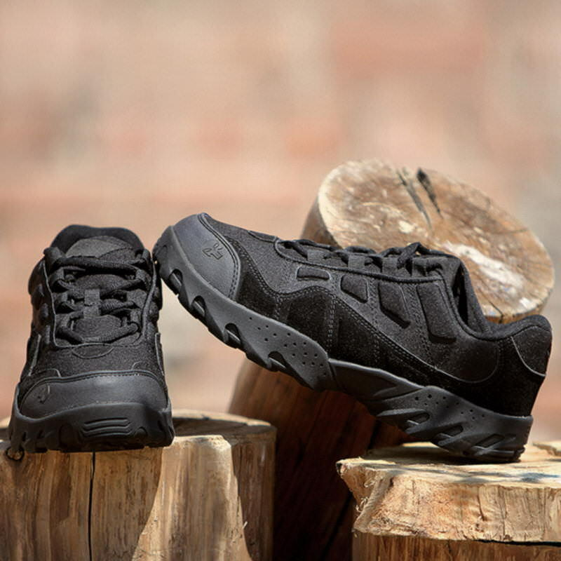 Military Tactical Desert Combat Ankle Mens Army Boots Outdoor Hiking shoes