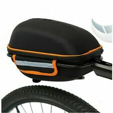 Bicycle Bike Rear Behind Rack Seat Post Luggage Carrier Bag Hard Case Sto/_RU