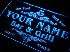Custom Jazz bar sign Personalized name VIP lounge lights