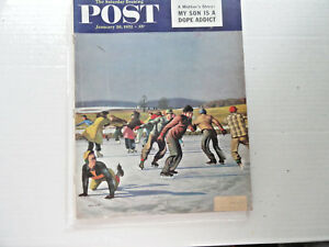 Saturday-Evening-Post-Magazine-January-26-1952-Complete