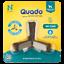 N-Bone-QUADO-Interactive-Dog-Treat-1-MEDIUM-per-Pak-Mint-Peanut-Butter-Pumpkin thumbnail 1