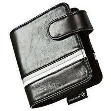 "OFFICIAL TOMTOM GENUINE LEATHER CARRY CASE - 3.5"" START CLASSIC ONE V1 V2 V3 V4"