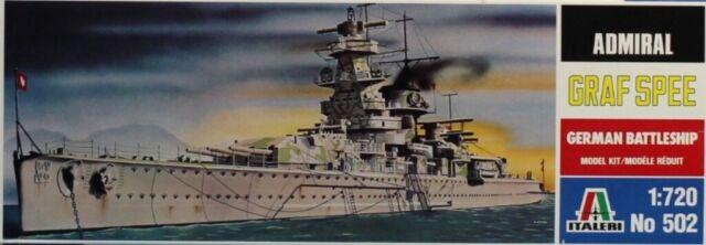 Italeri 1/700 Graf Spee