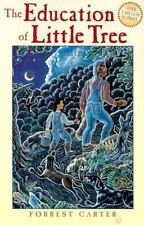 The Education of Little Tree by Forrest Carter (2001, Paperback, Anniversary)