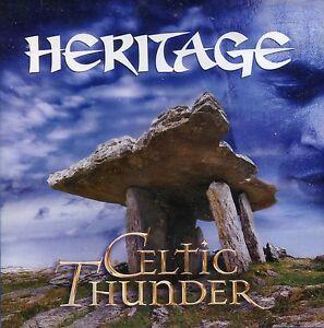 Celtic-Thunder-Heritage-CD-Free-UK-Shipping-Ships-From-UK