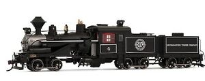 Rivarossi-Hornby-HR2414-Heisler-Steam-Loco-3T-DCC-Sound-Weyerhauser-Timber-4