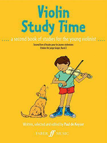 1 of 1 - Violin Study Time: (Solo Violin) (Faber Edition) by  | Paperback Book | 97805715