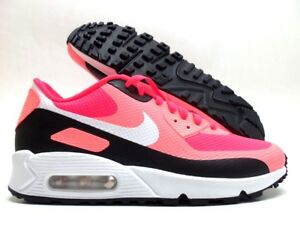 new concept 58da0 84896 Image is loading NIKE-AIR-MAX-90-HYPERFUSE-ID-INFRARED-WHITE-