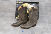 Gold Line By Bocanegra Jr. Cowboy Boots 26 1/2 Mexican Size