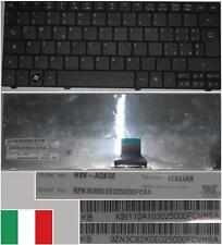 Qwerty Keyboard Italian ACER AS1830T NSK-AQK0E 9Z.N3C82.K0E KB.I110A.103 Black