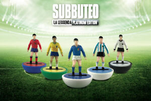 Subbuteo Legend Platinum Edition. Sports Journal (Various er Select)