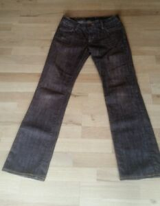 Madison Low Wrangler Jeans Boot W29 gratis Rise donna da L34 p P 7Aq5Bq