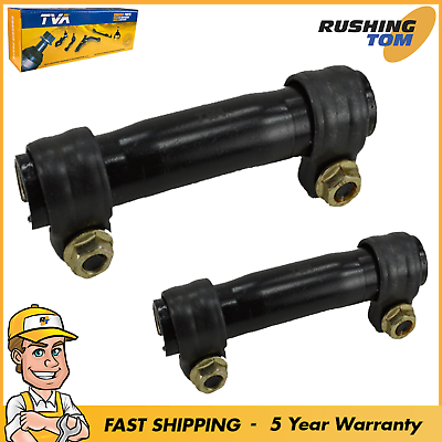 2 Steering Tie Rod Adjusting Sleeves for Chevrolet Same Day Shipping S-ES2004