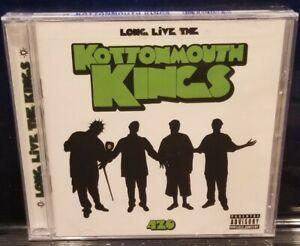Kottonmouth Kings - Long Live The Kings CD SEALED insane clown posse tech n9ne