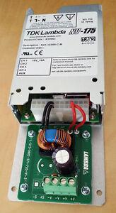 Lambda-Netzteil-NVM-175-18V-10A-Schaltnetzteil-Stromversorgung-neuwertig