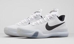 the best attitude 1b1fd 75926 Image is loading Nike-Kobe-10-X-Fundamentals-Size-10-jordan-