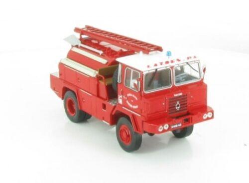 1//43 Ixo Berliet GBK 18 4x4 Waldbrand LF Pompiers Feuerwehr 106