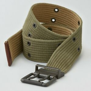AMERICAN EAGLE OUTFITTERS Reversible Canvas Belt Size Medium *Brand New w/ Tag*