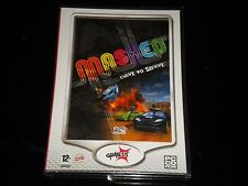 PC CD-Rom GAME - Mashed Drive to Survive - NEW & SEALED - 2006