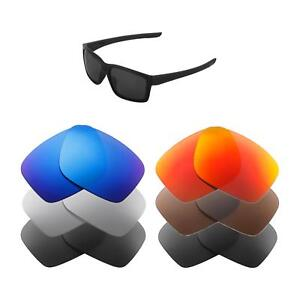 d714835f30 Image is loading Walleva-Replacement-Lenses-for-Oakley-Mainlink-Sunglasses -Multiple-