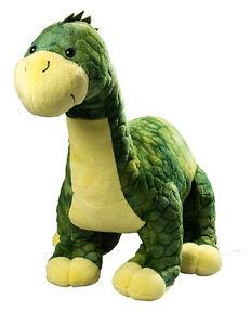 Stofftier-Plueschtier-Kuscheltier-Dinosaurier-Dino-50-cm-lang