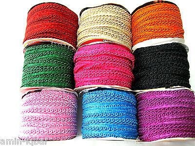 2m Borte /0,95€ pro Meter/  in  verschiedenen Farben, 10mm breit, B 250