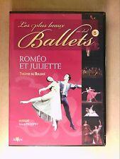 DVD BALLET / ROMEO ET JULIETTE / THEATRE DU BOLCHOI / TRES BON ETAT