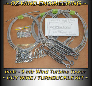Wind-Turbine-Guy-Wire-Kit-6-9mtr-Tower
