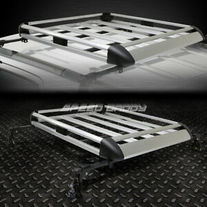 50 Quot X 31 Quot Aluminum Roof Rack Car Suv Top Cargo Luggage Bag