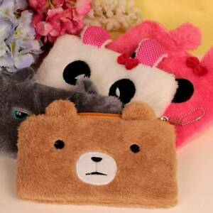 1pcs-Bear-Panda-Pencil-Case-Plush-Pen-Bag-Cosmetic-Bag-Pouch-Stationery-Kids