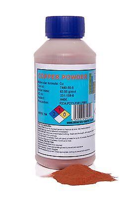 1000g Copper metal powder•high purity•325 mesh•