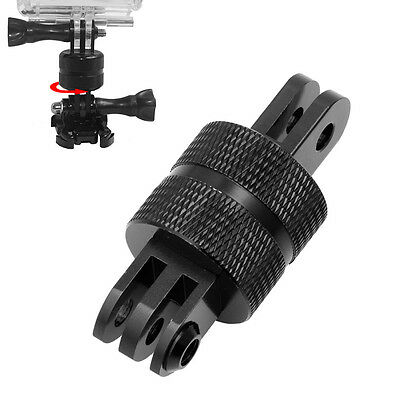 360° Rotating Base Swivel Arm Mounting Pivot Arm For Gopro 1 2 3 3+ 4 HD Camera