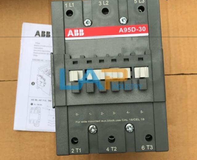 1pc A50-30-11 ABB Contactor A50-30-11-84 120V coil A503011 #spk1