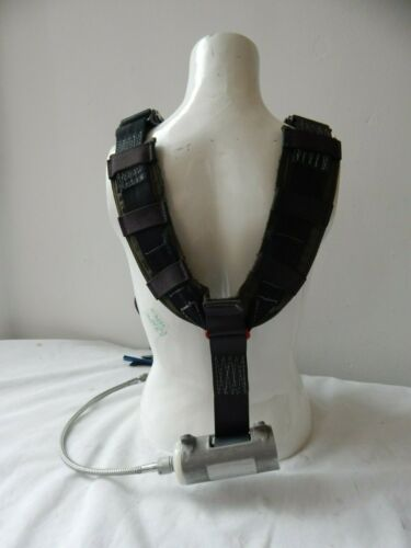 QRB P217 Inertia Locking Lynx and Sea King Helicopter Seat  5 Point Harness