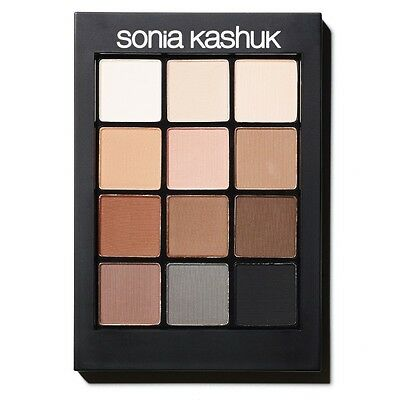 Sonia Kashuk Eye on Neutral -02 MATTE Eye Couture Shadow Palette UNSEALED/UNUSED