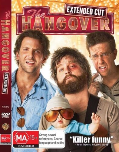 1 of 1 - The Hangover (DVD, 2009)