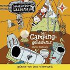 Widmark, M: Detektivbüro LasseMaja 8/Campinggeheimnis/CD von Martin Widmark (2012)
