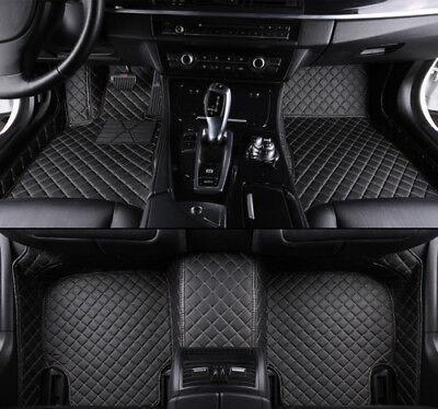 For Nissan Rogue Car Floor Mats Custom Car FloorLiner Carpet Auto Mats 2008~2020