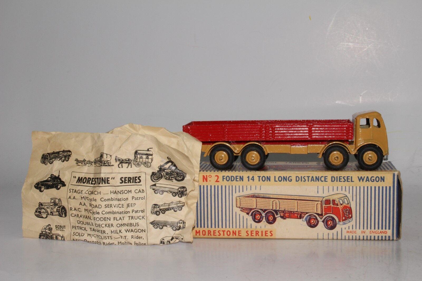 594ms Altrecasali Foden Diesel Consegna Camion con Originale Scatola, Carino